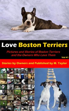 Love Boston Terriers Book 1